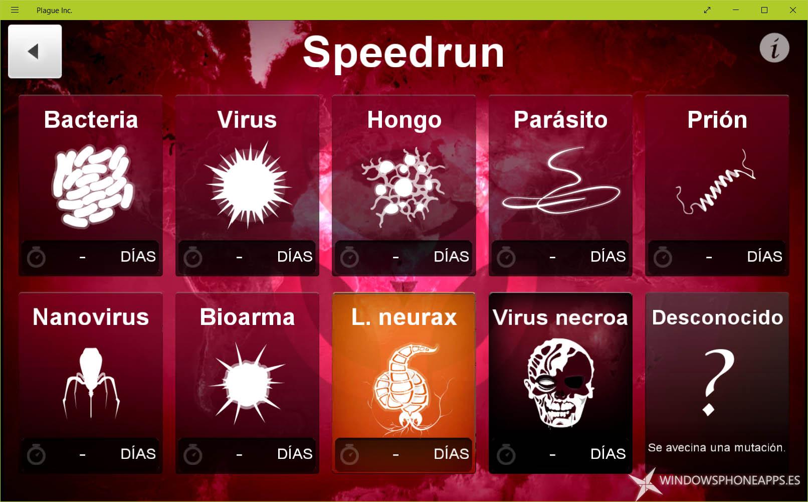 Plague SpeedRun