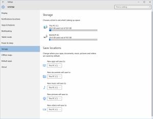 Novedades en la build 10572 de Windows 10 Mobile