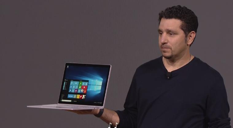 La Microsoft Surface Book será aun mas costosa en UK debido a los efectos del Brexit