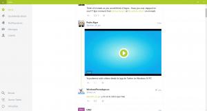 La última actualización de Twitter para Windows 10 PC ya permite subir vídeos y mucho más