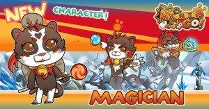 Monster GO se actualiza añadiendo nuevo personaje, mascotas y nuevos logros