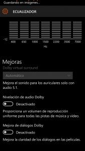 Ecualizador en Windows 10 Mobile (2)