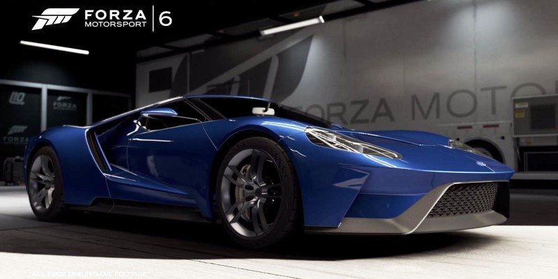Ford GT Forza 6