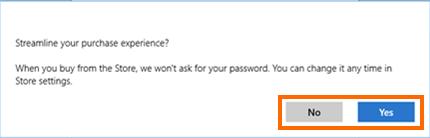 Mejor experiencia de compra en la tienda de Windows 10