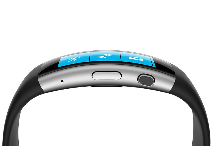 Microsoft Band 2 perfil oficial