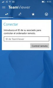 TeamViewer Remote Control se convierte en App Universal Windows 10