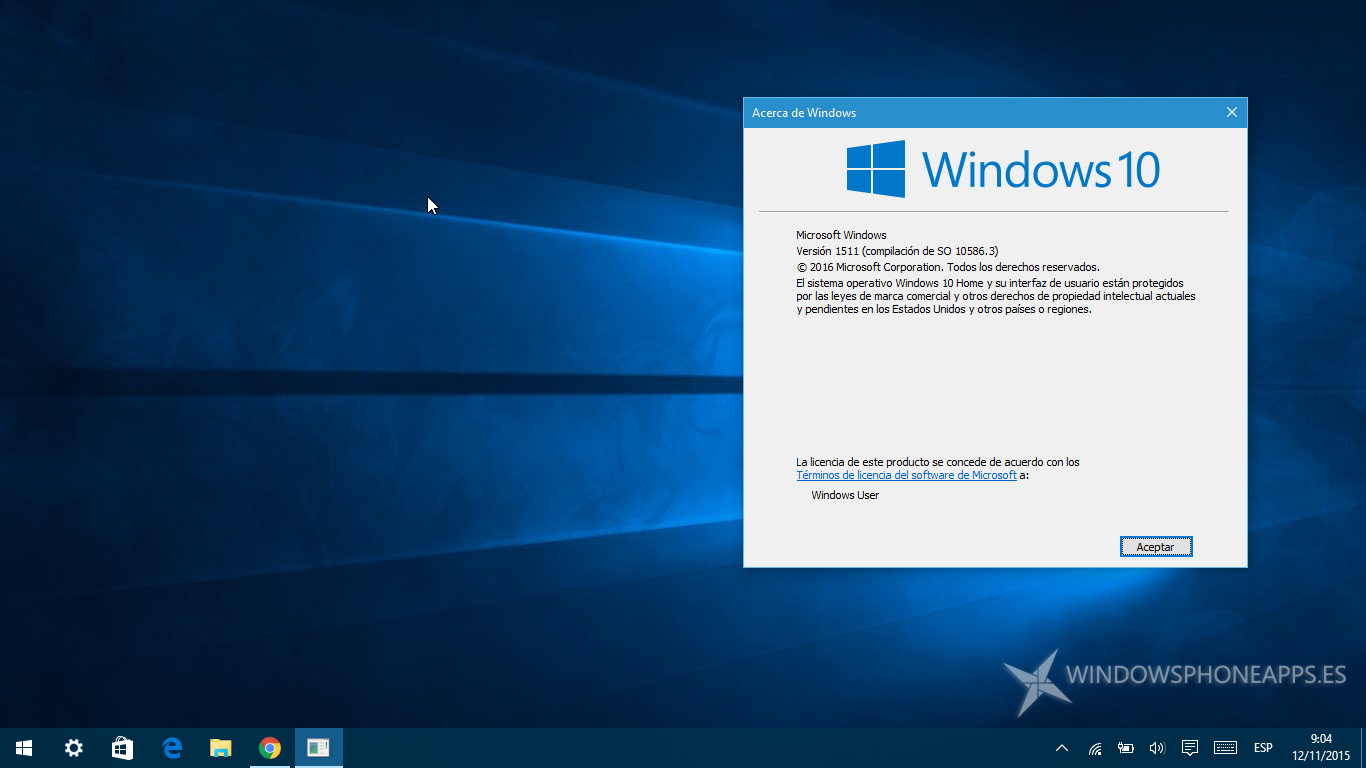descargar actualizacion windows 10
