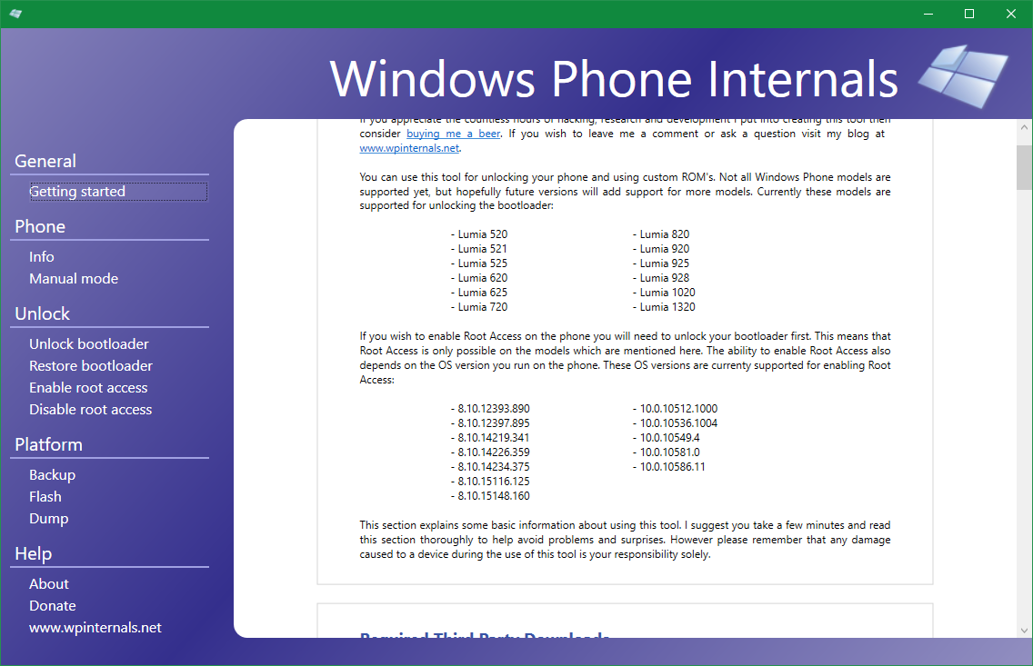 Windows Phone Internals