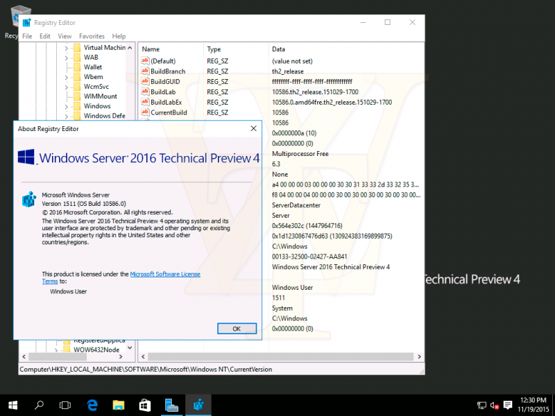 Windows server 2