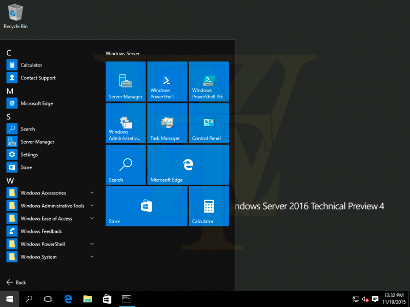 Windows server 4