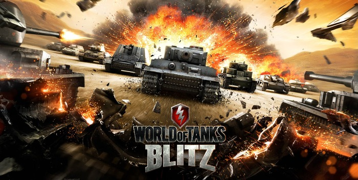 World of Tanks Blitz Portada