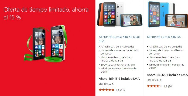 black friday lumia 640