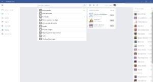 Algunos usuarios ya pueden acceder a Facebook Beta para Windows 10 PC