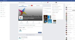 facebook beta PC windows 10 4