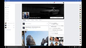 Facebook Beta para Windows 10 PC aparece en la tienda [Actualizado x2]