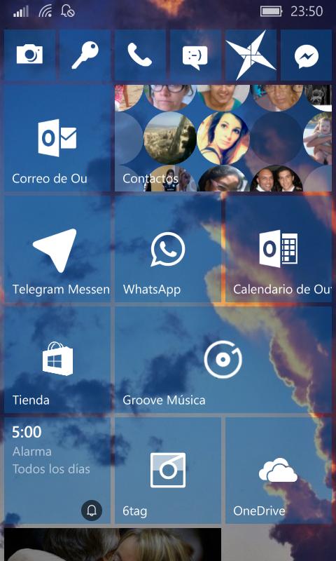 Conoce todas las novedades que nos ofrece Windows 10 Mobile