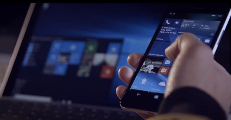 Posibles primeras novedades de Redstone 3 para Windows 10 Mobile