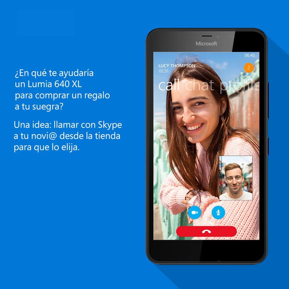 lumia 640XL concurso