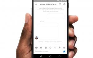 Facebook está probando los mensajes que desaparecen para Messenger