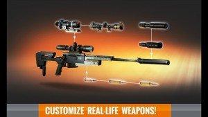 Sniper3D, un shooter muy realista que desafiará tu puntería