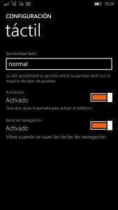 Táctil se actualiza en Windows 10 Mobile con nuevo diseño y nombre