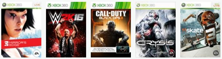 xbox 360 deals