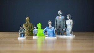 3D Scan, digitaliza contenido 3D con Kinect para Xbox ONE en tu PC