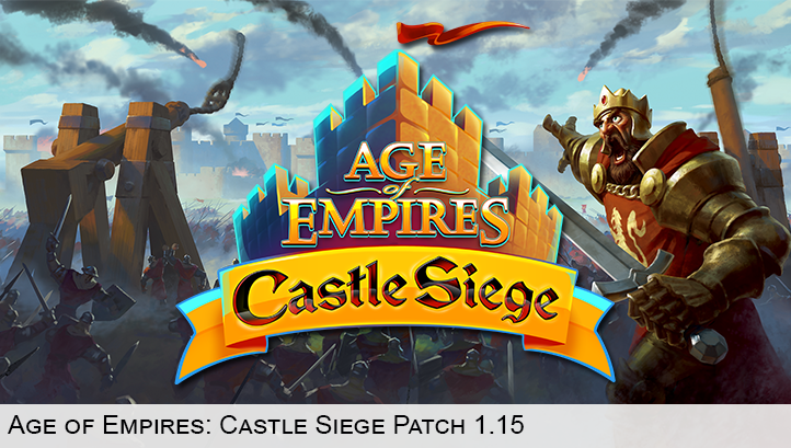 age of empires castle siege parche