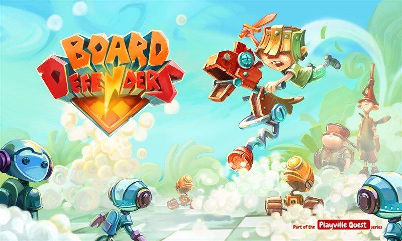 Board Defenders portada