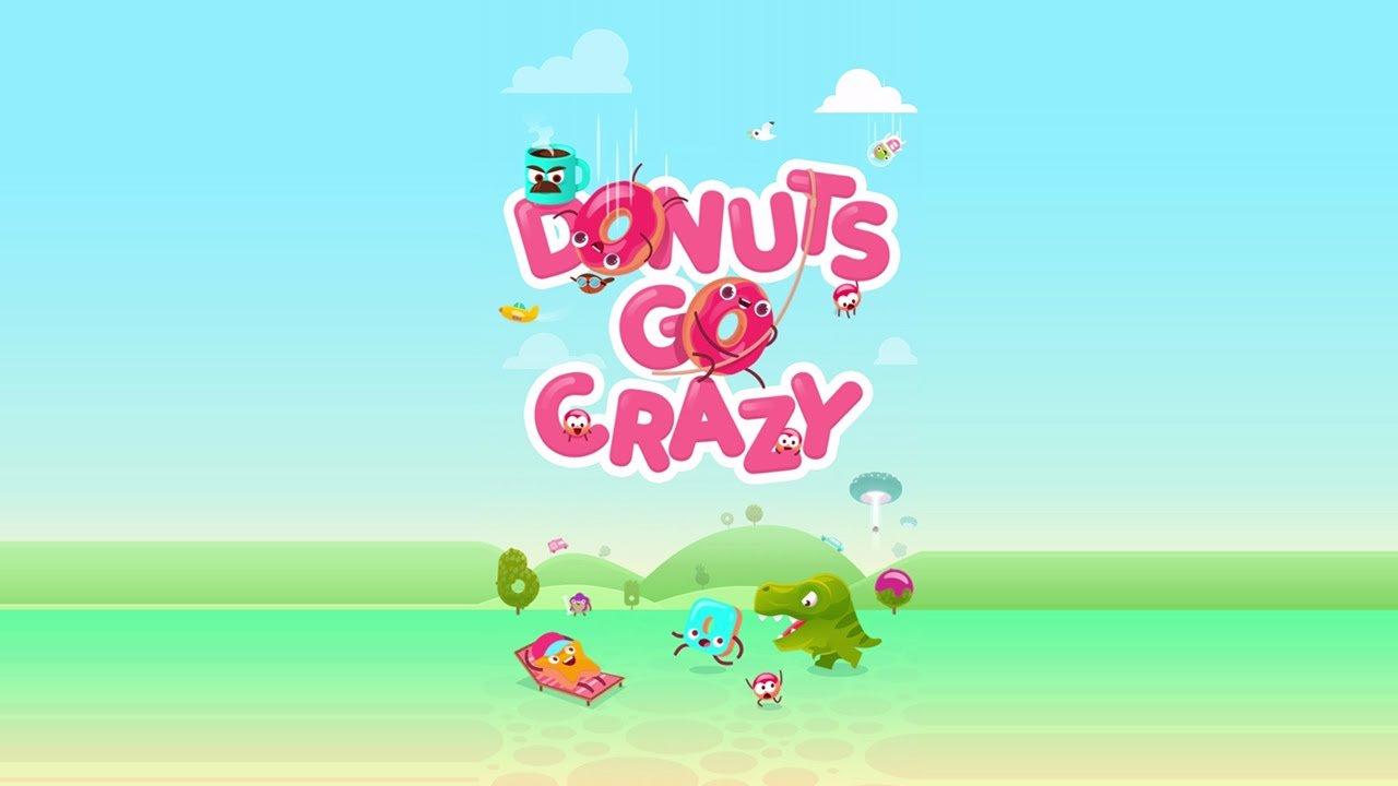 Donuts Go Crazy