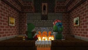 Minecraft Pocket y Windows 10 Edition también se vuelven navideños con una nueva actualización