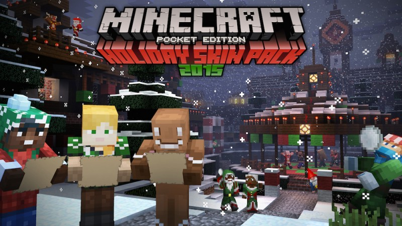 minecraft festivo 2