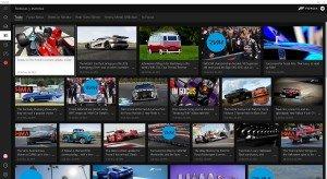 La aplicación de Forza Hub llega a los PCs con Windows 10