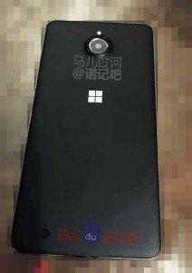 Filtradas fotos reales del supuesto Lumia 850