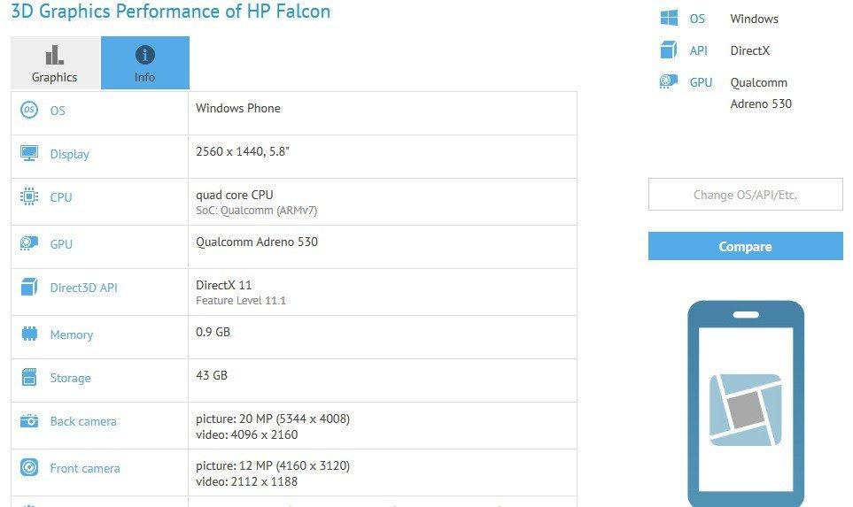Lumia con Windows 10 Mobile y Snapdragon 820