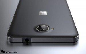Nuevos renders del Microsoft Lumia 650