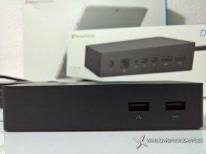 Os mostramos el Microsoft Surface Dock en vídeo
