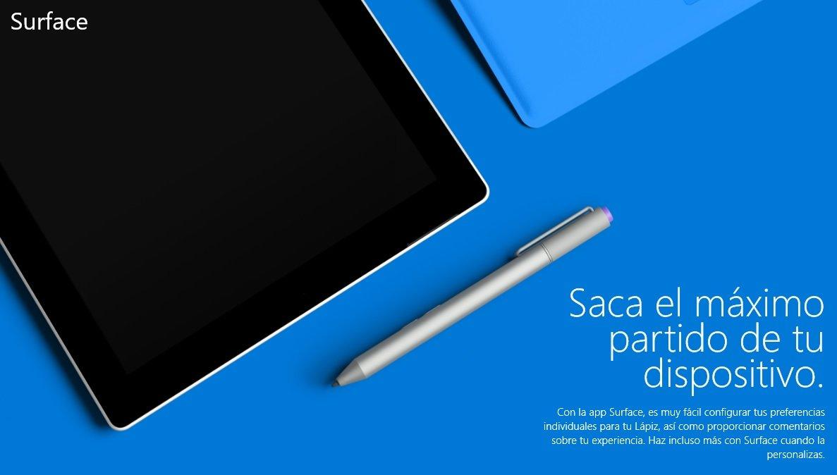 Surface app