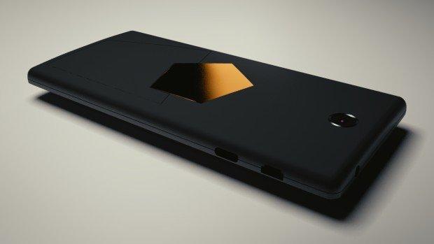 SyncPhone, el Smartphone que pretende correr Windows 10 PC y otros sistemas operativos