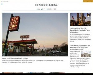 The Wall Street Journal y The Economist ya tienen sus aplicaciones universales en Windows