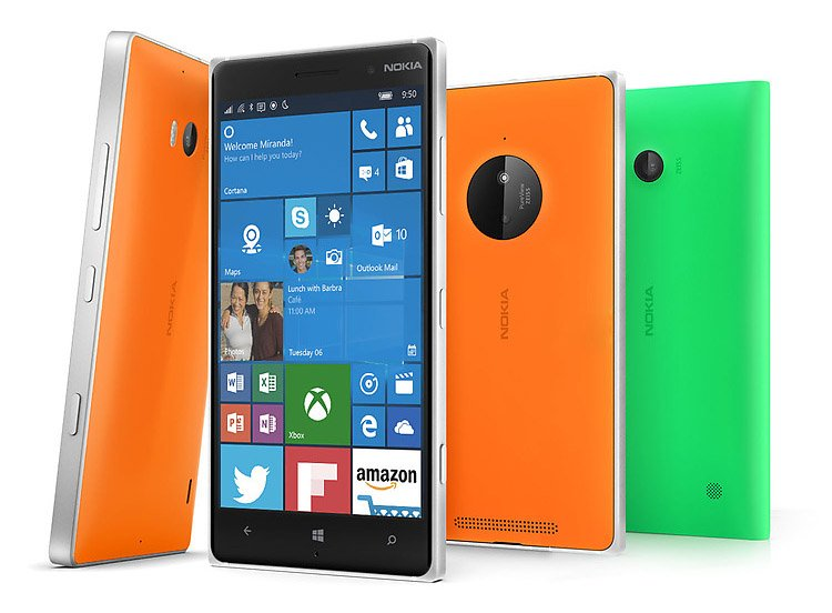 Windows 10 Mobile en los Lumia anteriores (930, 830, 735)