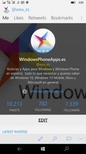 Aeries, cliente Twitter para Windows, se actualiza con interesantes mejoras