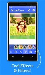InstaBlurrr, edita tus fotografías con esta aplicación universal ahora gratis hasta fin de mes