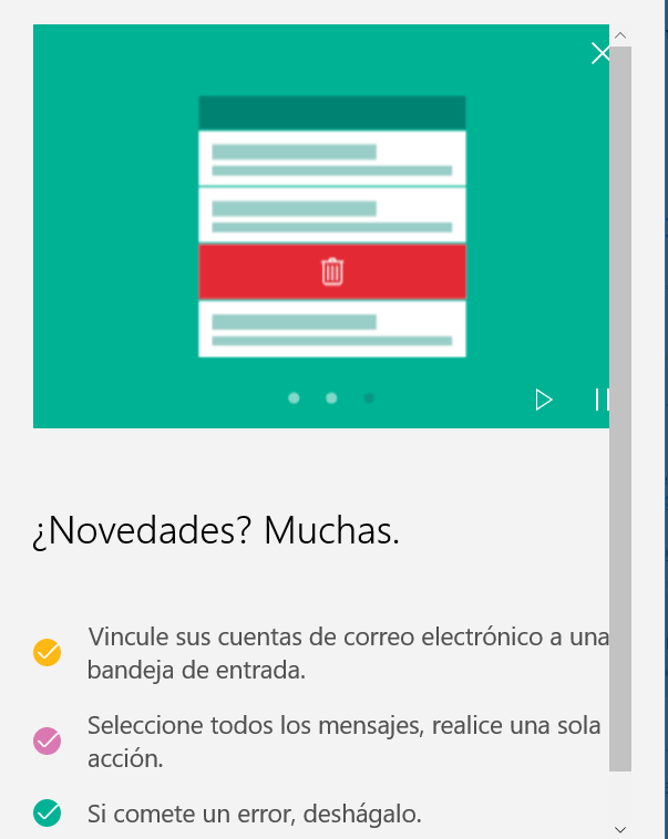 correo windows 10