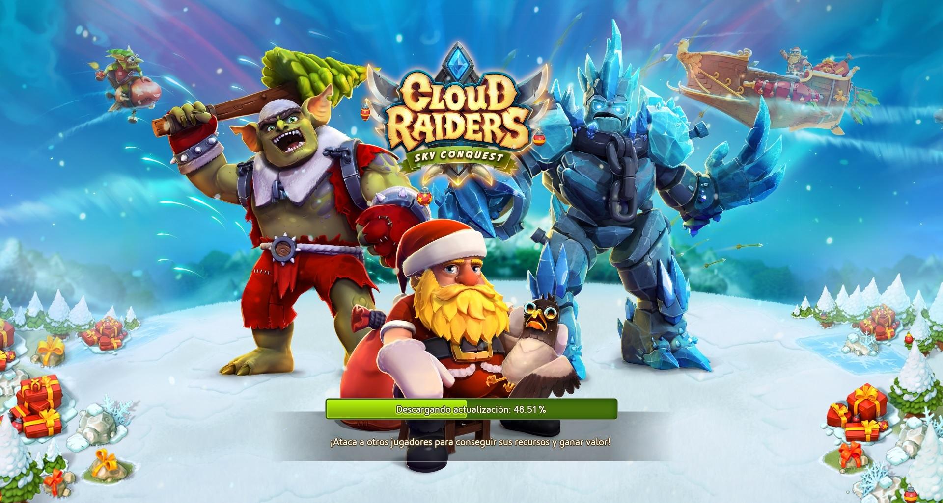 cloud raider