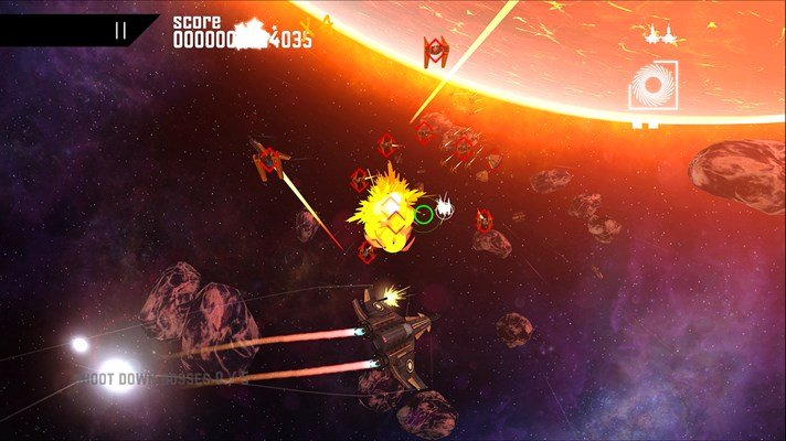 Dark Star, un popular space shooter llega a Windows como aplicación universal