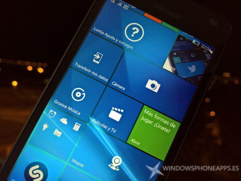 Actualización de Películas y TV para la versión pública de Windows 10