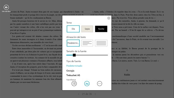 Kobo eBooks se convierte en aplicación universal para Windows 10