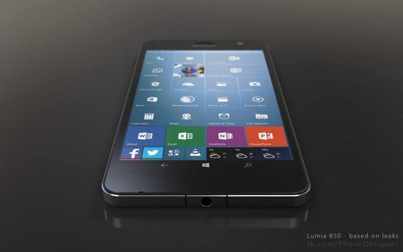 Microsoft Lumia 850, ¿Lo que pudo haber sido?