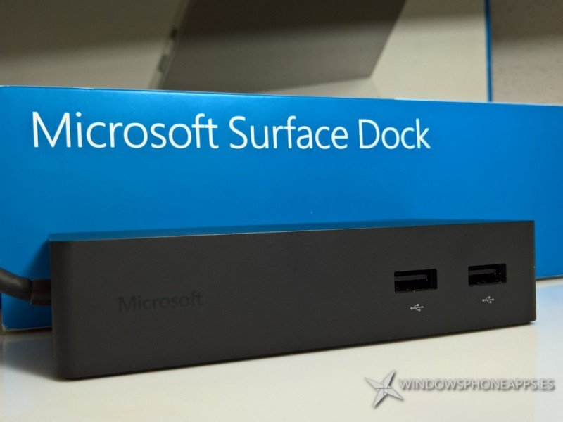 portada Surface Dock